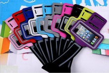 leather colorful phone charger bag wrist bag mobile phone pouch for iphone /ipad/itouch