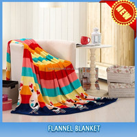 FREE SAMPLE 2015 new product cheap throw mexican used blankets for sale made in china
