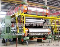 continous vulcanizing machine/ vulcanization process machine/ conveyor belt vulcanizing machine