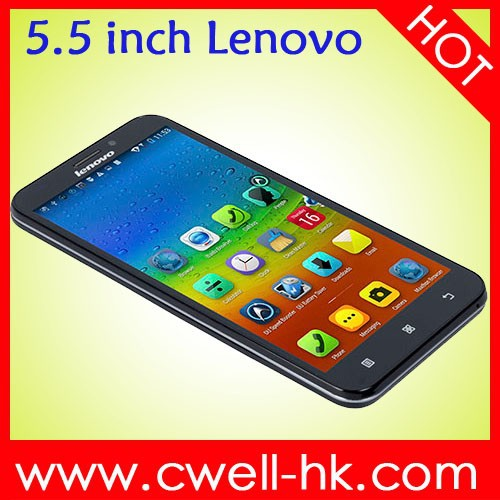 original Lenovo A916 5.5 Inch MTK6592M Octa Core 4G let smartphone with 13MP camera