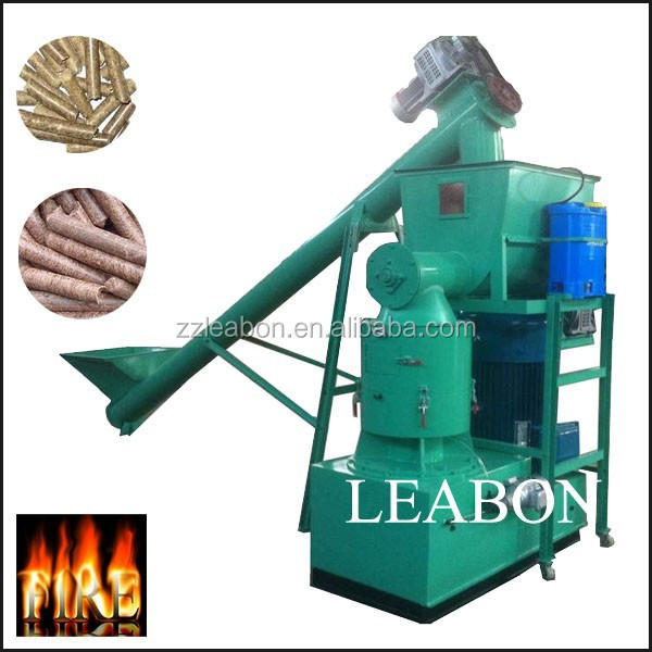 Hard Wood Chips Bamboo Pellet Making Machine with Cheap Price