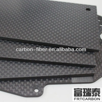 buy real carbon fiber plate /sheet laminate plate for China supplier 3mm,6mm,8mm,10mm