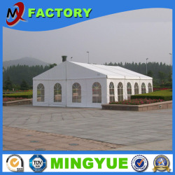 25x40m best waterproof aluminium event tents for modern tent design manufacturers in China