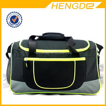 Good quality best sell green army canvas duffel bag
