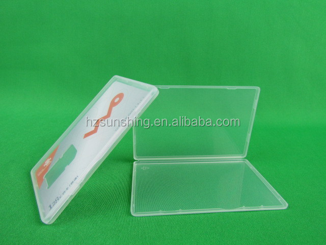 2014 Hot selling Scratch Cards Case Scratch Cards Box Scratch Cards Holder