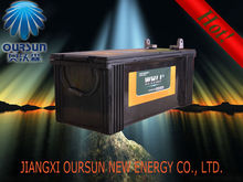 Maintenance Free Car Battery Lead Acid Battery Made-in-China Brand-name Product - WHLI- 6-QW-150MF