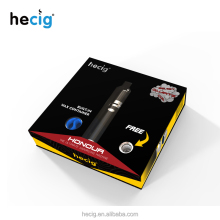 Original Factory Wholesale Custom Logo Vaporizer Pen hecig honour with QDC technology