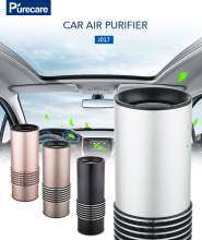 J017 car fresh air purifier,plastic odor remove,activated carbon filter