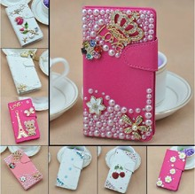 Love Crown 3D Bling Case Cover For Nokia Lumia 1520