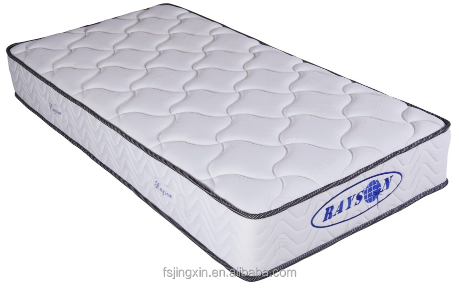 Europe & America & Japan hot sell pocket spring mattress manufacturer memory foam for home funiture