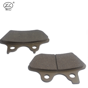 Asia quality brake lining for motorcycle part