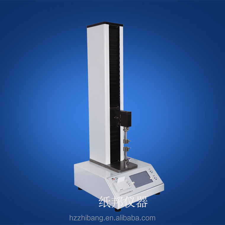 ZB-L vertical paper and cardboard tensile strength tester meter