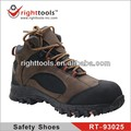 RT-93025 Hot sale Rubber Outsole safety shoes