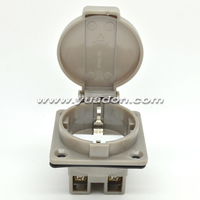 Waterproof Outdoor Electric for Energy Meter Socket