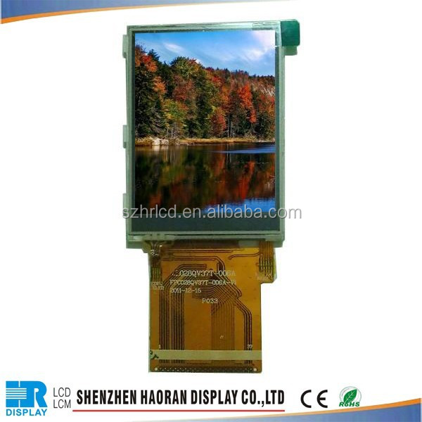 100% NEW 2.8 Inch LCD Display Screen TFT Monitor AT070TN90 with QVGA Input Driver Board Controller