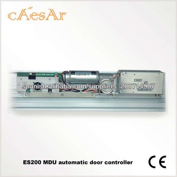 Es200 motor de la puerta corredera autom tica operadores for Motor puerta automatica