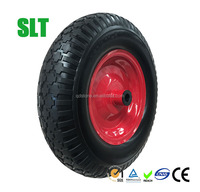 400x100mm pu foam wheelbarrow wheel wheelbarrow tyre 4.80/4.00-8