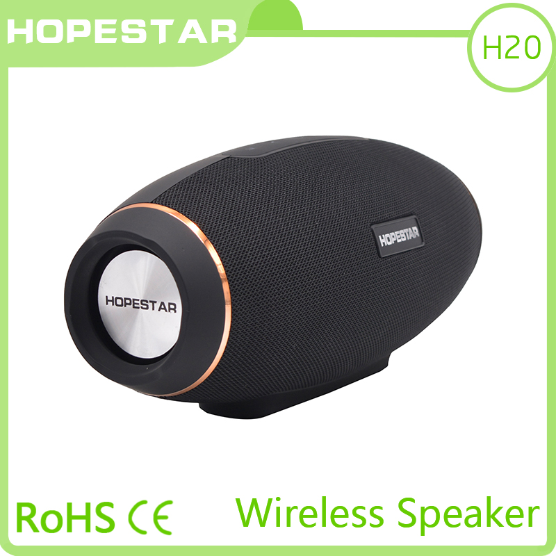 new products 2017 innovative product HOPESTAR rugby bluetooth speaker perfect sound