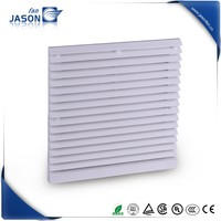 Low Noise Exhaust Filter Optional Parts 204x204x30mm