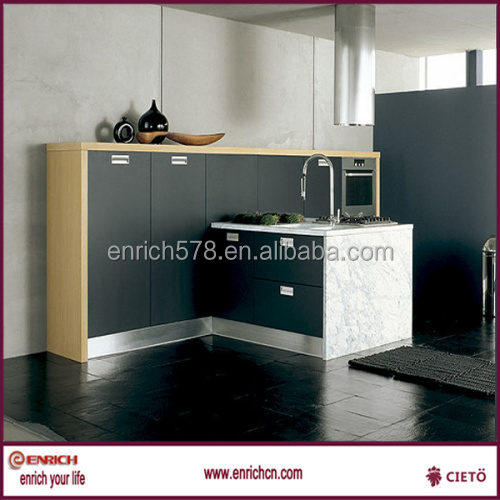 aluminum alloy t skirting board kitchen cabinet