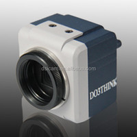 Ultra-small design monochrome Industrial Camera with 2d Measuring Software