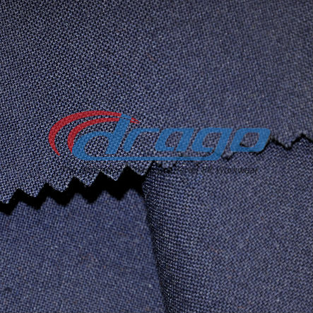 High strength aramid fabric for work clothes