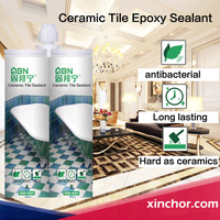 Hot Tile liquid joint filler construction adhesive