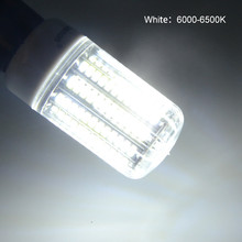 Led Corn Bulb gu10 e14 bee g9 bulbs 4014 85-265V led Light 6W/7W/9W/12W/15W lamp 36/56/72/96 /138 pcs e27 led corn lamp