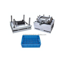 Crate mould turnover box mould beer case /box mould
