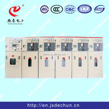 SF6 Ring Main Unit Switchgear Cabinet