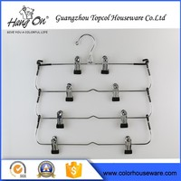 Laundry wire hanger factory in china Metal Hanger Clips