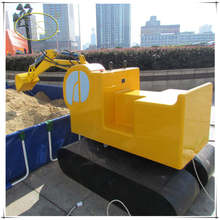 Kids ride on toy excavator games with songs,childrens diggers,excavator toys for kids