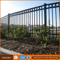 steel picket fence,steel safety fence,steel security fence