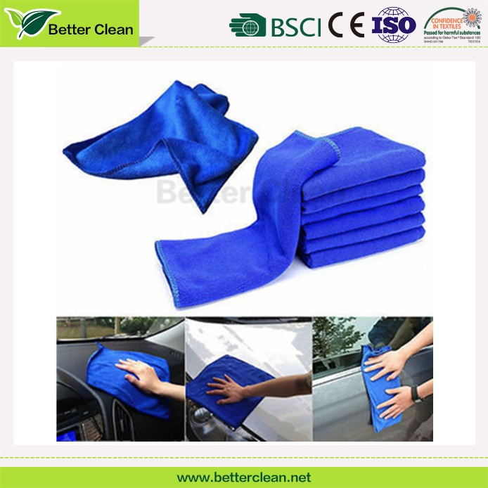 Super absorbent microfiber fabric manufacturer softextile quick dry car care towel