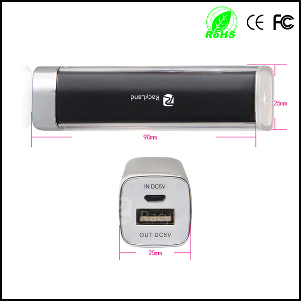 2013 new innovative products 2600mah best seller