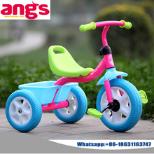 2017 Hot selling Best Safety Kids Trike Cheap Children Tricycle for Baby
