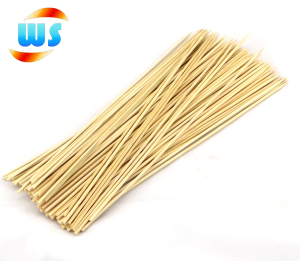 Low price bamboo skewer candy stick marshmallow stick