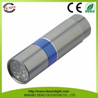 Chinese Factory Direct Waterproof Brightest Tactical Flashlight
