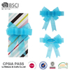 Christmas gift bows gift wrap elastic ribbon bow for retail