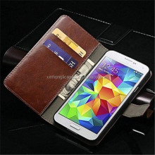 Wallet PU Leather Case for Samsung Galaxy S5 I9600, For Samsung Galaxy S5 I9600 Wallet Cases