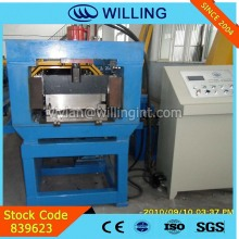 Chinese Supplier Clip Locked Galvanized Steel Tile Metal Roofing Making Machines for Sale