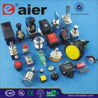 Daier voltmeter selector switch