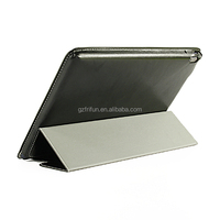 China factory black 10 inch flip tablet leather case for lenovo pc