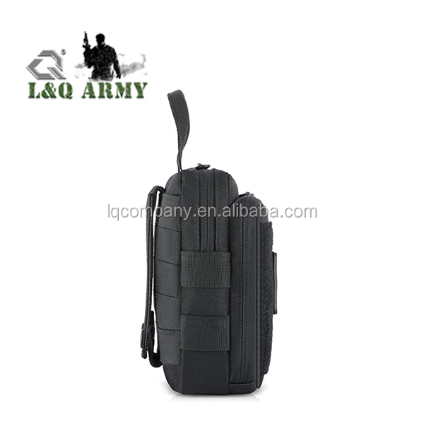 Tactical Admin Pouch EDC Molle Military Bag Organizer