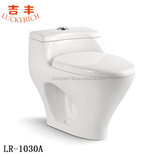 MEIYE Watermark Wall Mounted Toilet with water fittings Soft Closing Cover, Australian Standard WELS Toilet Bowl LR1-1030A