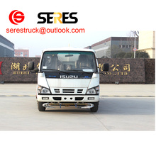 Washing road 5 ton Water sprayer truck water Tank Truck for sale