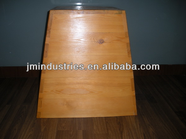 cross fit wooden jump box