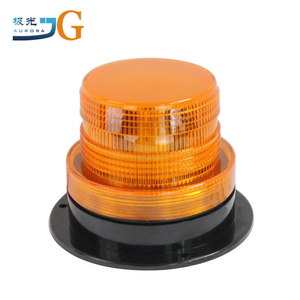 2018 Aurora Beacon 12-110V Rotating crane Strobe LED Forklift Lights With Europe Led Warning Lights Beacon Lights For Trucks