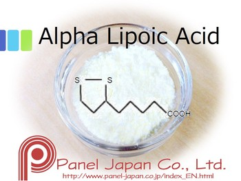 High Quality Alpha Lipoic Acid Powder As Antioxidant For Health Foods With Vitamin-like Activity For Producing Energy