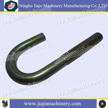 J type bolt with nut - Factory in Ningbo of China